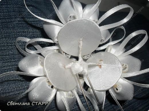 Украшение на прическу невесте. фото 2