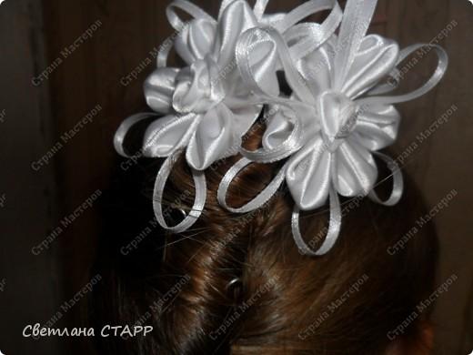 Украшение на прическу невесте. фото 3
