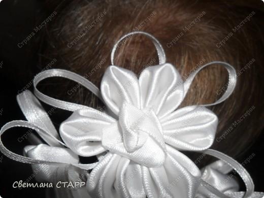 Украшение на прическу невесте. фото 4