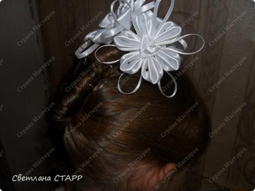 Украшение на прическу невесте. фото 5