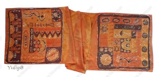 """платье """"Маки"""", натуральный шелк, атлас, свободная роспись по ткани  фото 7"""
