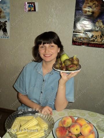 О инжире в виде варенья мы уже упоминали здесь http://stranamasterov.ru/node/201433, а теперь, наконец, наступила пора свеженького урожая! Предлагаем Вашему вниманию наш шуточный мастер-класс по поеданию инжира. И желаем всем, чтобы он пригодился каждому на практике хоть один раз в жизни!  фото 2