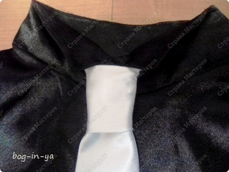 При копировании статьи, целиком или частично, пожалуйста, указывайте ссылку на источник! http://stranamasterov.ru/user/64598 http://stranamasterov.ru/node/231754 Это галстук, который пришлось в прямом смысле слова изобретать. Благо в СМ очень много Мастериц, которые делятся своим опытом. фото 2