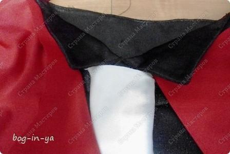 При копировании статьи, целиком или частично, пожалуйста, указывайте ссылку на источник! http://stranamasterov.ru/user/64598 http://stranamasterov.ru/node/231754 Это галстук, который пришлось в прямом смысле слова изобретать. Благо в СМ очень много Мастериц, которые делятся своим опытом. фото 3