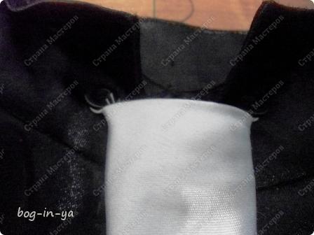 При копировании статьи, целиком или частично, пожалуйста, указывайте ссылку на источник! http://stranamasterov.ru/user/64598 http://stranamasterov.ru/node/231754 Это галстук, который пришлось в прямом смысле слова изобретать. Благо в СМ очень много Мастериц, которые делятся своим опытом. фото 7