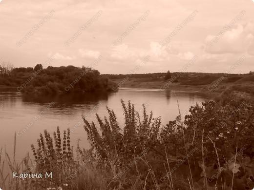 В августовский денек ездили за город и я вооруживщись фотоаппаратом бегала по берегу снимала природу))) фото 23