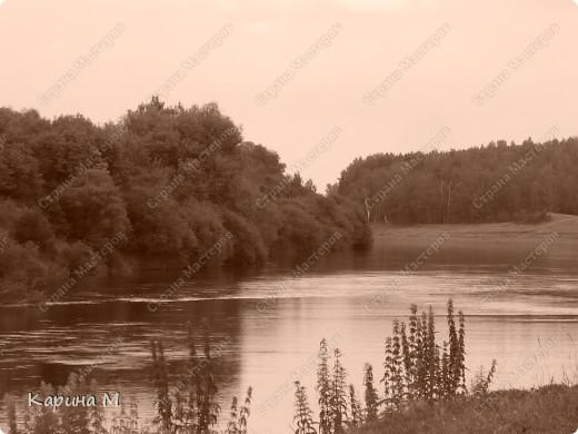 В августовский денек ездили за город и я вооруживщись фотоаппаратом бегала по берегу снимала природу))) фото 18