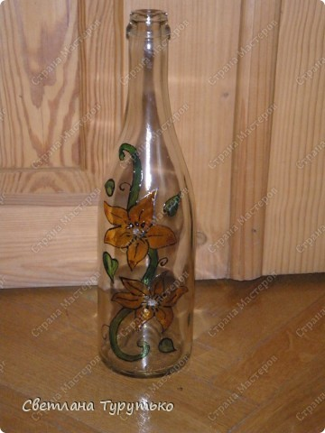 Моя первая бутылочка фото 1