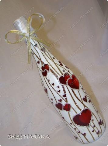 Такой вот набор получился - можно и для свадьбы,и на день Валентина,и просто на романтический ужин. фото 2