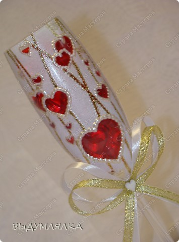 Такой вот набор получился - можно и для свадьбы,и на день Валентина,и просто на романтический ужин. фото 3
