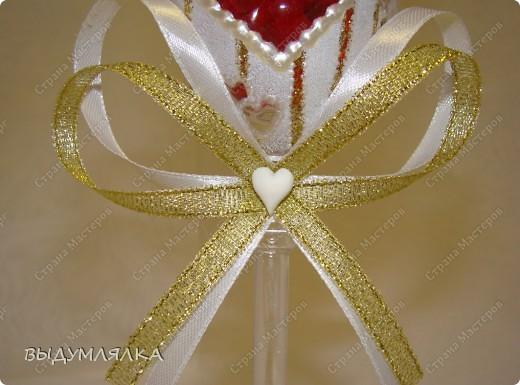 Такой вот набор получился - можно и для свадьбы,и на день Валентина,и просто на романтический ужин. фото 5