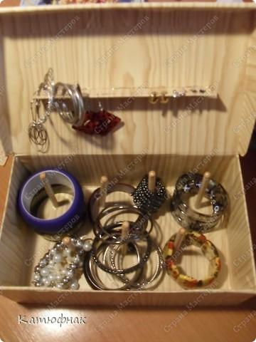 Ура теперь и для моей бижутерии есть коробочка! фото 2