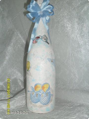 У нас 28 августа,племянница мужа родила сына. и вот такую корзину я приготовила на выписку из роддома. фото 2