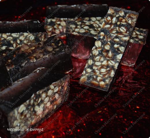 "мыло ""Киви со сливками и шоколадом"" фото 5"