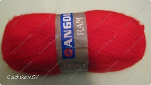 Вот и я закончила свой шарф. Мне,как всегда,  хочется чего-то своего, вот и намудрила. фото 2