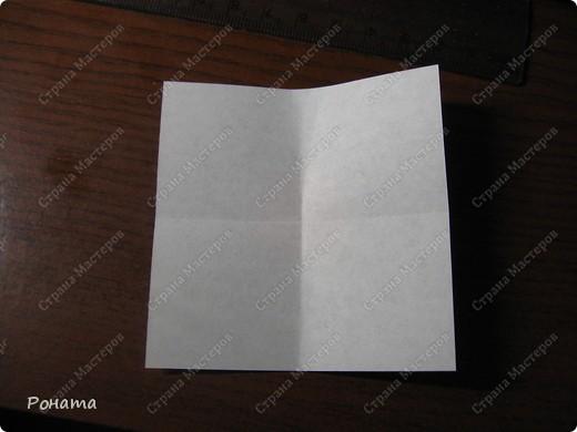 Всем привет! С разрешения Марии Синайской выкладываю свой туториал на эту кусудаму.  Схема автора здесь - http://goorigami.com/diagrams/chandelle-kusudama. фото 3