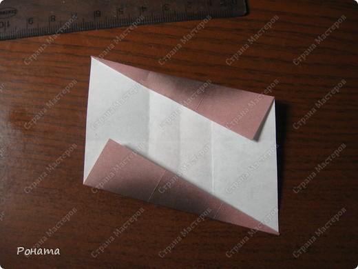 Всем привет! С разрешения Марии Синайской выкладываю свой туториал на эту кусудаму.  Схема автора здесь - http://goorigami.com/diagrams/chandelle-kusudama. фото 7