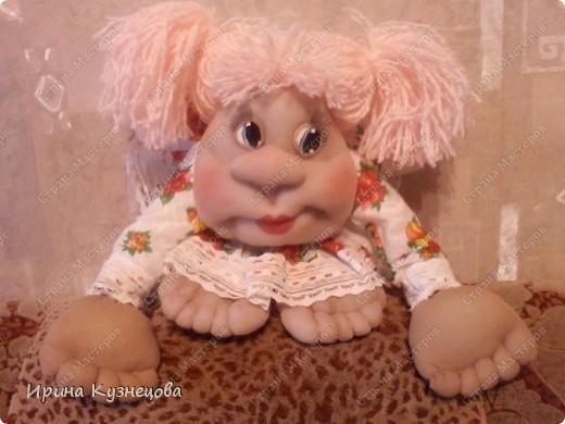 Вчера подарила маме куклёну)) фото 1