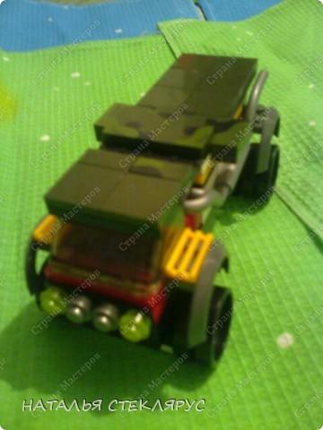 Игрушка Моделирование конструирование Поделки без схем из нескольких лего фото 5.