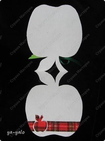 Первое яблочко в горошек.  фото 9