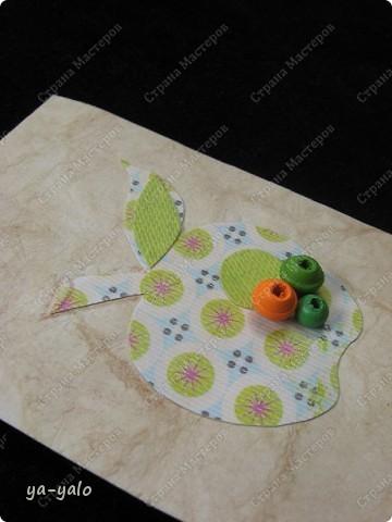 Первое яблочко в горошек.  фото 27