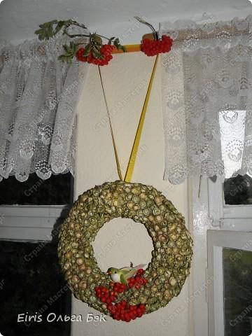 """Это крупным планом """"деревянные розочки"""". Увидела их в интернете http://marrietta.ru/post173717111/ и влюбилась с первого раза... Естественно не претендую на ПЕРВООТКРЫВАТЕЛЬСТВО, но решила выложить фото и комментарии к ним. фото 12"""