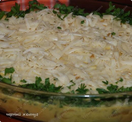 Яичный гриб в сметанном соусе фото 8