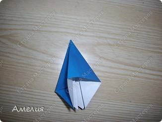 "Еще одни цветочки из книги  Livro de Origami Основа кусудама ""Электра"" автор Девид Митчел http://diagramascia.blogspot.com/search/label/Electra http://www.youtube.com/watch?v=_C0TMbyP_No http://kusuda.ru/kusudamas/kusudama-elektra/ фото 8"