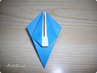 "Еще одни цветочки из книги  Livro de Origami Основа кусудама ""Электра"" автор Девид Митчел http://diagramascia.blogspot.com/search/label/Electra http://www.youtube.com/watch?v=_C0TMbyP_No http://kusuda.ru/kusudamas/kusudama-elektra/ фото 11"