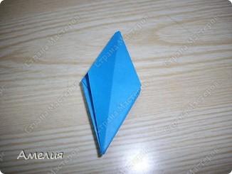 "Еще одни цветочки из книги  Livro de Origami Основа кусудама ""Электра"" автор Девид Митчел http://diagramascia.blogspot.com/search/label/Electra http://www.youtube.com/watch?v=_C0TMbyP_No http://kusuda.ru/kusudamas/kusudama-elektra/ фото 12"