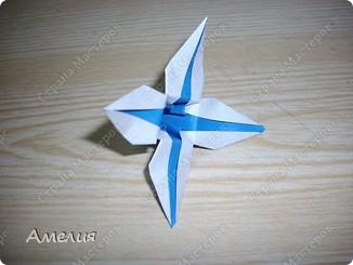 "Еще одни цветочки из книги  Livro de Origami Основа кусудама ""Электра"" автор Девид Митчел http://diagramascia.blogspot.com/search/label/Electra http://www.youtube.com/watch?v=_C0TMbyP_No http://kusuda.ru/kusudamas/kusudama-elektra/ фото 18"
