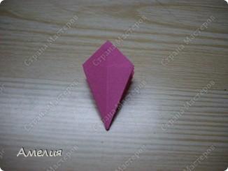 "Еще одни цветочки из книги  Livro de Origami Основа кусудама ""Электра"" автор Девид Митчел http://diagramascia.blogspot.com/search/label/Electra http://www.youtube.com/watch?v=_C0TMbyP_No http://kusuda.ru/kusudamas/kusudama-elektra/ фото 20"