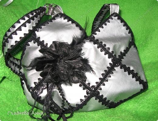 Театральная сумочка фото 1