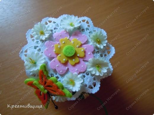 Тортик из конфет №1))) фото 6