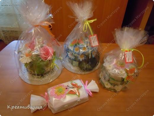 Тортик из конфет №1))) фото 9