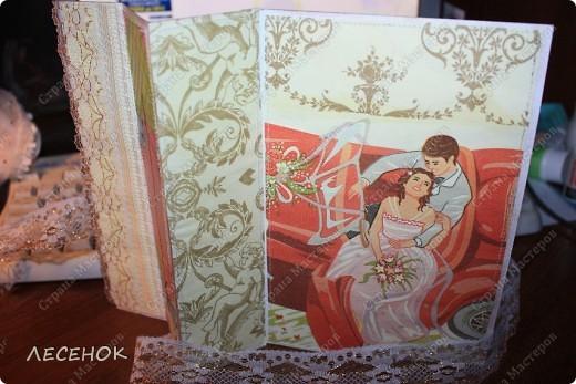 Открытка на свадьбу фото 8