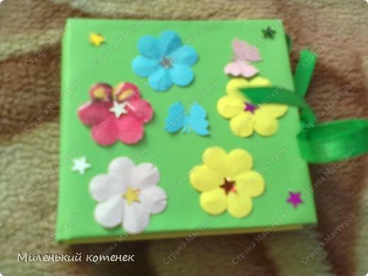 Это мои блокнотики!Сделала по мастер-классу Тинсанны! фото 3