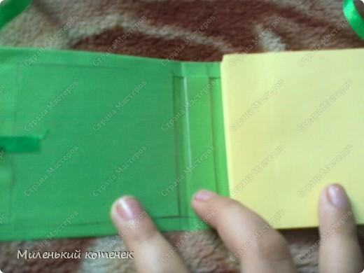 Это мои блокнотики!Сделала по мастер-классу Тинсанны! фото 6