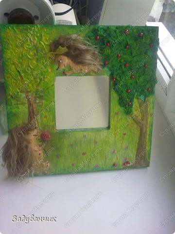 Зеркало из Икеи) да, и у меня тоже) закончила! фото 3