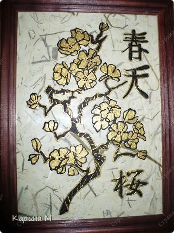 Вот все картинки в сборе) Рисовала контурами по стеклу Decola и Hobby Line, фон бамбуковая бумага. фото 2