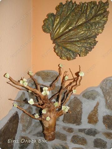 Так как  в посте основное показать и рассазать о цветочках, которые получаются   из веток  разных деревьев при помощи точилки,дрели или шуруповерта, то фото-это просто как наглядное пособие... Или просто идеи использования... фото 3