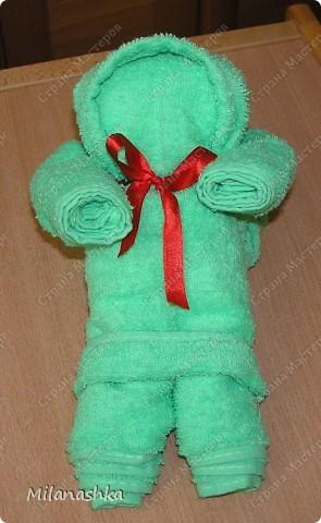 Лялька из полотенца фото 2