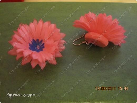 сережки с муми-троллями фото 4
