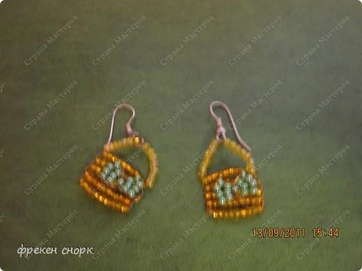 сережки с муми-троллями фото 5