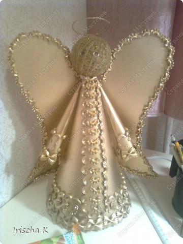 Рождественский ангелочек фото 1