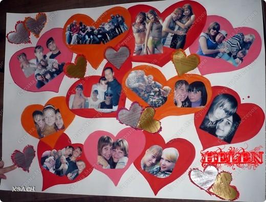 Плакаты на день рождения подруге фото своими