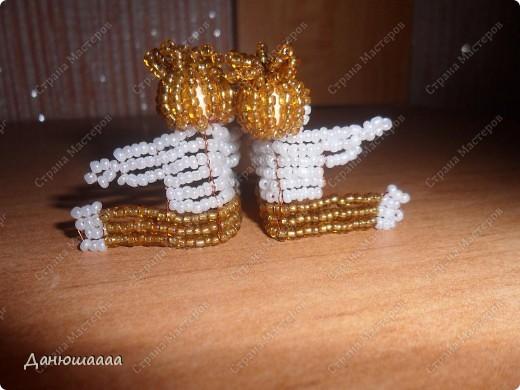 Знак зодиака близнецы!!!Сдела их  по брошуре из набора Знаки Зодиака! http://stranamasterov.ru/node/227714 здесь мои знаки зодиака-скорпион,весы,козерог! фото 2