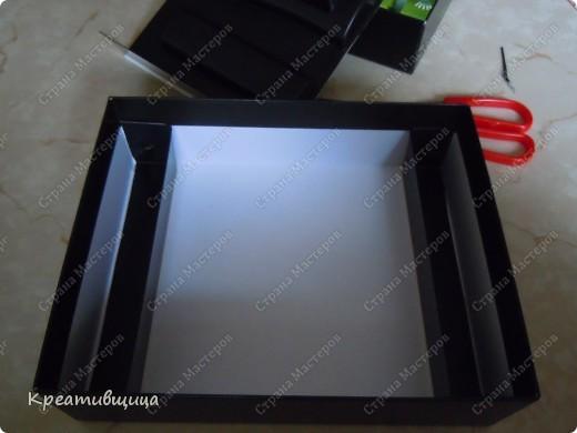 Вот такую коробочку для ниточек и иголочек я сегодня сделала))) А как давно собиралась))))... фото 3