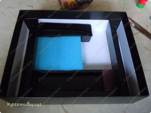 Вот такую коробочку для ниточек и иголочек я сегодня сделала))) А как давно собиралась))))... фото 4