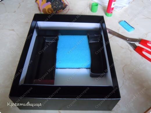 Вот такую коробочку для ниточек и иголочек я сегодня сделала))) А как давно собиралась))))... фото 5